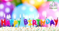 Cách trang trí sinh nhật đơn giản