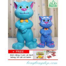 Mèo TOM Thông Minh Kích Thước Đại Cao 30cm