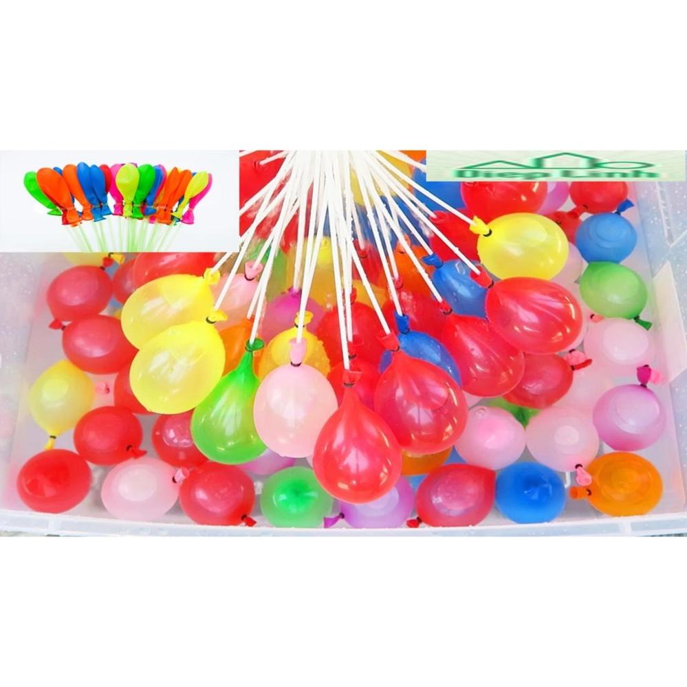 Bộ 111 bong bóng nước Magic Balloons BƠM SIÊU NHANH