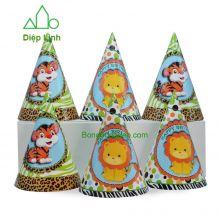 6 nón đội tiệc sinh nhật liên hoan nhiều mẫu
