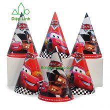 6 nón đội tiệc sinh nhật liên hoan nhiều chủ đề
