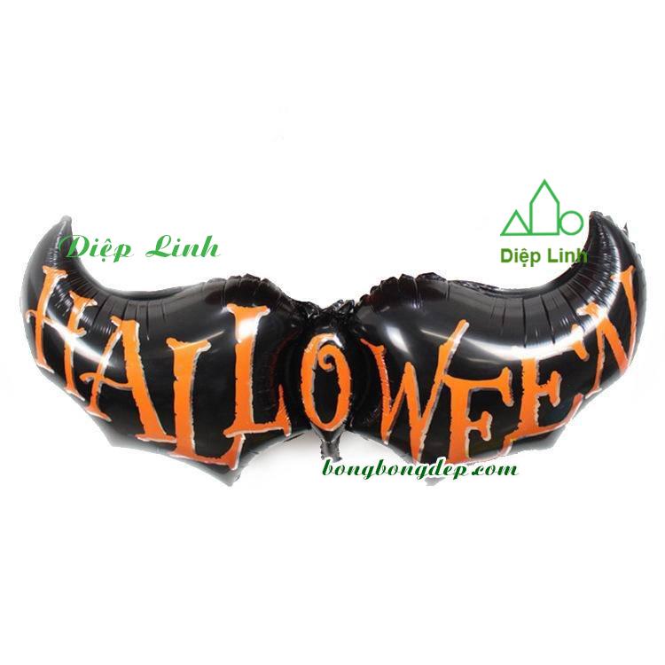 Bong bóng trang trí lễ hội Halloween-Dơi Halloween