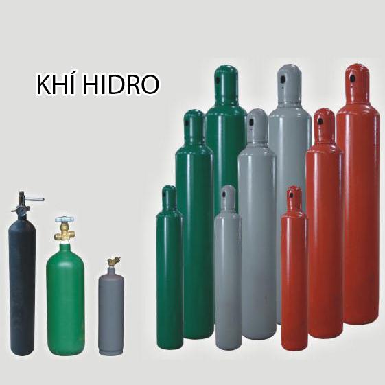 Bình bơm bóng bay khí Hidro 14L