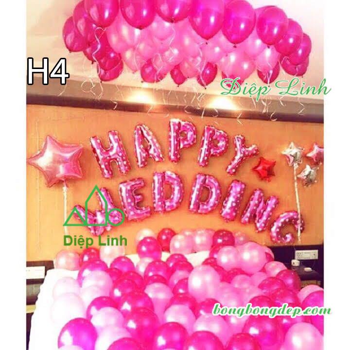 Sét bóng trang trí sinh nhật mẫu hot SBCH4
