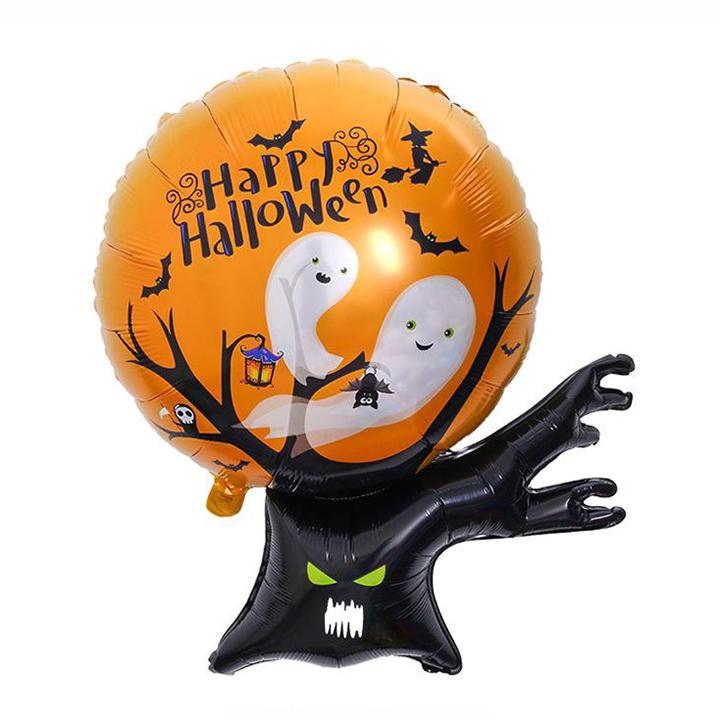 Bong bóng trang trí lễ hội Halloween-Cây quái dị