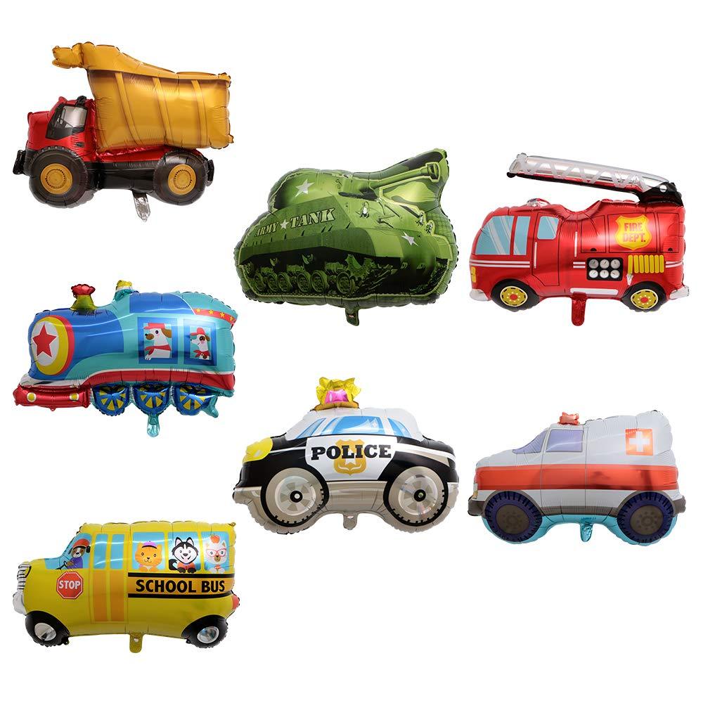 Bóng kiếng xe trang trí đồ chơi cho bé