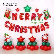 Sét Phụ Kiện Trang Trí Chủ Đề Noel12