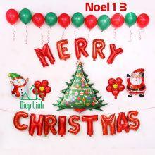 Sét Phụ Kiện Trang Trí Chủ Đề Noel13