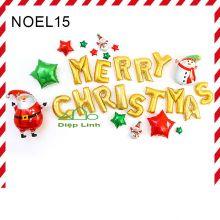 Sét Phụ Kiện Trang Trí Chủ Đề Noel15