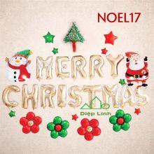 Sét Phụ Kiện Trang Trí Chủ Đề Noel17