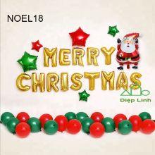 Sét Phụ Kiện Trang Trí Chủ Đề Noel18