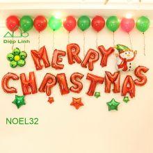 Sét Phụ Kiện Trang Trí Chủ Đề Noel32