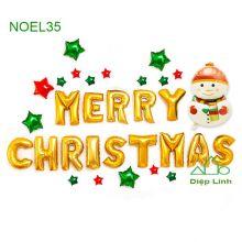 Sét Phụ Kiện Trang Trí Chủ Đề Noel35