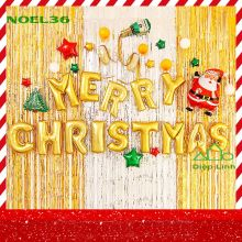 Sét Phụ Kiện Trang Trí Chủ Đề Noel36