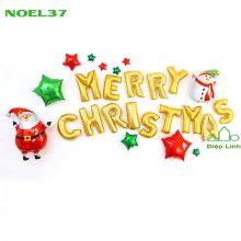 Sét Phụ Kiện Trang Trí Chủ Đề Noel37