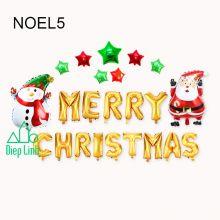 Sét Phụ Kiện Trang Trí Chủ Đề Noel5