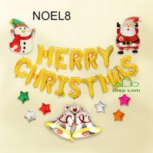 Sét Phụ Kiện Trang Trí Chủ Đề Noel8
