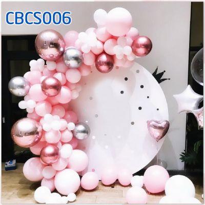 Sét bóng trang trí dây kết cổng bóng CBCS006