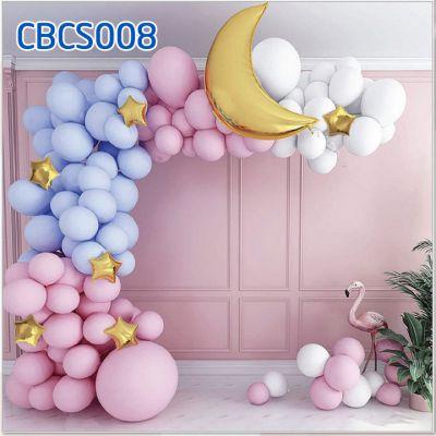 Sét bóng trang trí dây kết cổng bóng CBCS008