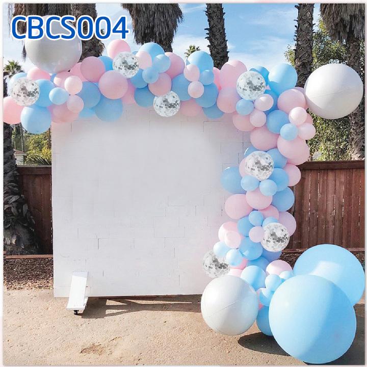 Sét bóng trang trí dây kết cổng bóng CBCS004