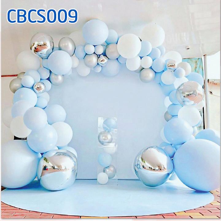 Sét bóng trang trí dây kết cổng bóng CBCS009