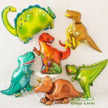 Bóng kiếng khủng long trang trí đồ chơi cho bé